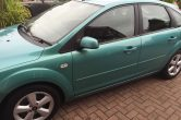 Ford Focus 1.6 Tdci 2007 – 12m mot – Air Con