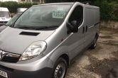 Vauxhall Vivaro 2009 SWB – Electric Windows & Mirrors
