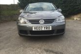 VW Golf 2.0 Tdi Sport 140 – 6 Speed – 2007 – FSH