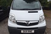 Vauxhall Vivaro LWB – 2011 – New Timing Chain – NO VAT TO PAY